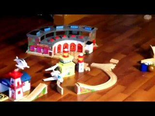 Thomas The Tank, Diesel 10 takes over The Isle of Sodor and Destroys it with an Evil Track Snake