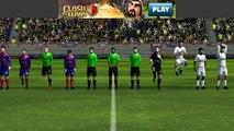 Sueño Liga fútbol equipo barcelona vs real madrid el clasico 2016