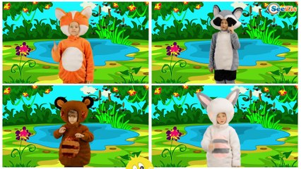 Animal Sounds Song and More! Kids Songs & Nursery Rhymes with Old MacDonald, Finger Family