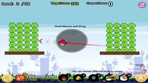Angry Birds Cannon 2 Bad Piggies Skill Game Walkthrough Levels 1-14