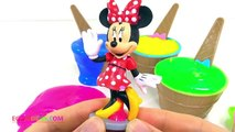 Gooey Slime Surprise Toys Disney Mickey Mouse Club House Minnie Mouse Donald Duck Daisy Du