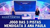 Jogo das 3 Pistas - 27/08/17 - Completo