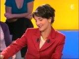 """Florence Foresti - Dominique Pipeau """"Le Chômage"""""""