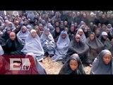 Aparece una de las 200 niñas secuestradas por Boko Haram en Nigeria / Yuriria Sierra