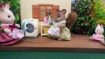 Calicot famille des familles pour Écureuil bestioles jouets partie / Sylvanian