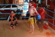 Muay Thai Kick Boxing in Hua Hin, Thailand