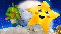 Twinkle Twinkle Little Star 3D Animation - English Nursery Rhymes - Nursery Rhymes - Kids Rhymes for children with Lyric