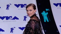 Millie Bobby Brown 2017 Video Music Awards Red Carpet