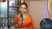 Devoleena Bhattacharjee aka Gopi Shares Best Memory Of Ganesh Chaturthi Exclusively On TellyMasala