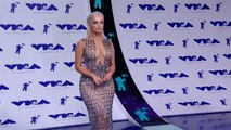 Bebe Rexha 2017 Video Music Awards Red Carpet