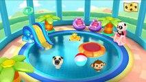 Play Fun with Baby Panda : Dress Up, Bathtime In Pandas Swimming Pool | Animal Care Game