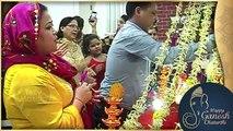 Bharti Singh Evening Ganpati Visarjan & Aarti  GANESH CHATURTHI 2017