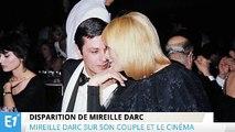 Mireille Darc évoque le cinéma et sa vie de couple avec Alain Delon