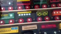 Chuggington Wooden Railway System Right Track Toys is a wooden Railway Set http://goo.gl/6