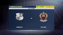 Résumé - ASC - OGC Nice J04 ligue 1 CONFORAMA