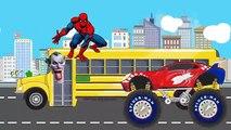 Bebé mala coche en coche de conducción para bromista Niños en poder broma paseo a través de en ruedas Mcdonalds sp