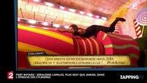 Fort Boyard : le décolleté de Géraldine Lapalus enflamme la toile