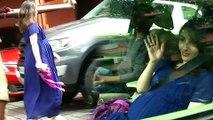 Pregnant Soha Ali Khan Visits Arpita Khan's Ganpati Celebrations