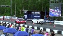 Audi RS7 vs Ferrari F12 Berlinetta vs Audi RS7