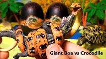Animaux jabot lézard puzzle tarentule jouets contre 8 reptiles 3d surprise boa crocodile