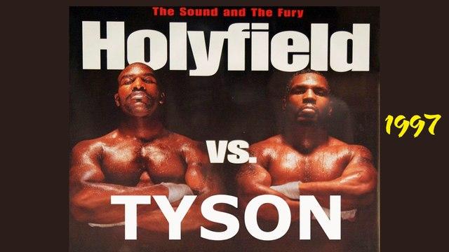 Mike Tyson - Evander Holyfield, BLV Quang Huy bình luận năm 1997