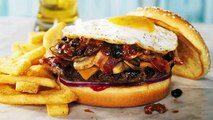 Guérir de gueule de bois recette rouge refaire rouge-gorge Court le le le le la Hamburger  