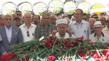 Usta Yazar Muzaffer İzgü, Son Yolculuğuna Uğurlandı