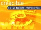 CREACIBLE solutions interactives