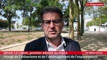 Lorient. Le parc Jules-Ferry poursuit sa mue