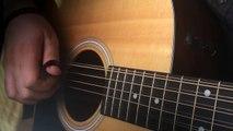 Musique du générique de Game of Thrones jouée sur une guitare à 12 cordes... Frissons garantis !