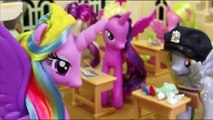 MLP Alicorn Academy: Cutie Mark Magic Bon Bon Skywishes Daisy My Little Pony Toy Review/Pa