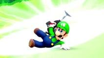 Mario + The Lapins Crétins Kingdom Battle - Présentation de Luigi