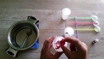 Couleur cuisine crème Comment de la glace gelée sucette faire faire Lait mini- recette à Il Mini crème glacée pudding lollipop Fu