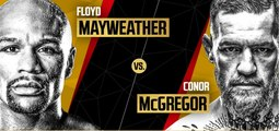 Floyd Mayweather Vs. Conor McGregor - Full Fight! -