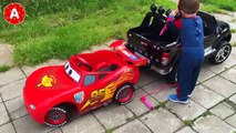 Легковые автомобили и др и др брод молния Маккуин рейнджер человек-паук управляемые автомобили