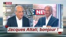 """Jean-Pierre Elkabbach + Jacques Attali = """"enjeux du futur"""" ? Pas vraiment..."""