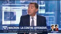"""Nemo, le chien d'Emmanuel Macron, """"qui, pour la petite histoire, a été perdu à Tulle"""""""