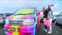 Les Incroyables aventures de Nabilla : panique en voiture et premières larmes (Vidéo)
