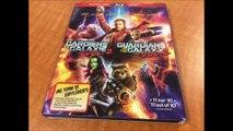 Critique du film Guardians of the Galaxy Vol. 2 (Les gardiens de la galaxie vol. 2) en combo Blu-ray/DVD