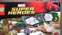 Tenga cuidado con regreso a casa hombre maravilla araña lego hombre araña ataque buitre opinión LEGO 76083 t