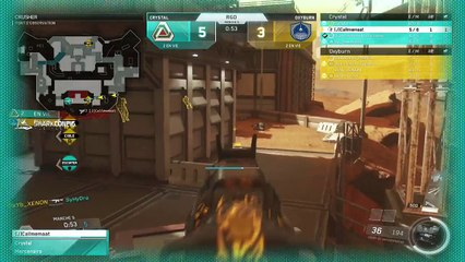 Oxyburn Vs Crystal - SFCO Challenger IW ( Partie 2 )