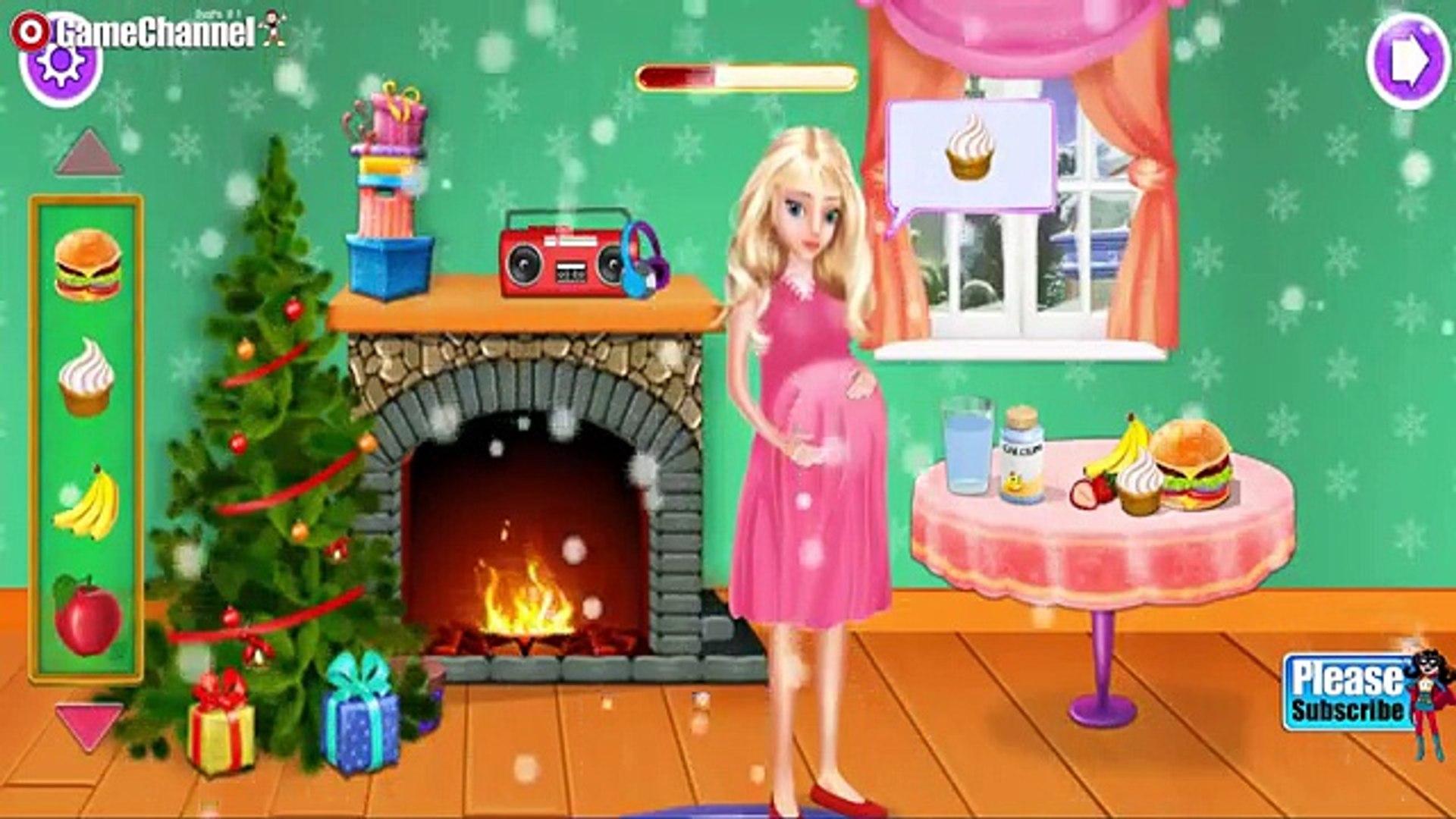 Little Santa Baby For Kids Educational Education Videos games for Kids - Girls - Baby Andr