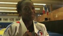 Judo - ChM : L'interview «première fois» avec Clarisse Agbegnenou