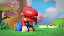 Mario + Lapins Crétins Kingdom Battle - Bande-annonce de lancement