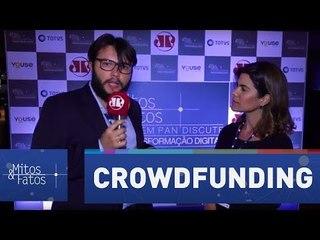 O que é crowdfunding?, co-fundadora da Kickante explica