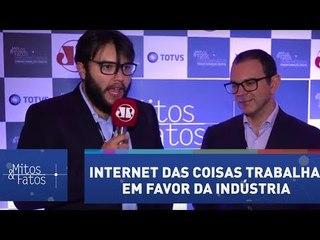 Para CEO da Youse. Internet das coisas trabalha em favor da indústria e do benefício das pessoas