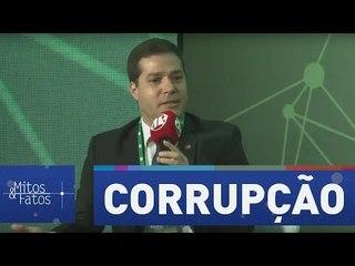 Para Carlos Sobral, a população incentivou as instituições a combaterem a corrupção