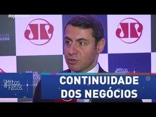 """""""Diversas atividades paralelas podem gerar riscos pra continuidade dos negócios"""", diz Otavio Yasbek"""