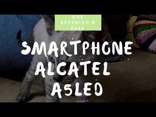 QUE RECEBIDO É ESSE: Alcatel A5 LED