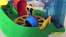 Et les couleurs des œufs pour amis Apprendre nombres jouet jouets les trains Thomas surprise thomas minis